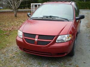 2005 Dodge Caravan Base Fourgonnette, fourgon