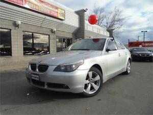 2007 BMW 530XI  **PREMIUM PACKAGE**