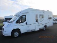 2011 LUNAR HOME CAR DEVOTION 4 BERTH MOTORHOME WITH U SHAPED LOUNGE ANDERSON MOTORHOME SALES