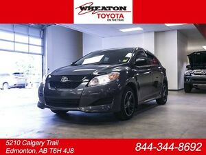 2012 Toyota Matrix 3M Hood, Remote Starter, Tint, Touch Screen,