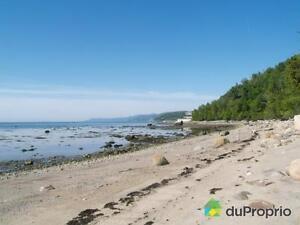 199 000$ - Terrain résidentiel à vendre à Cap-A-L'Aigle