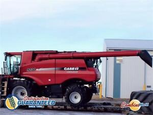 JUST ARRIVED! 2013 Case IH 9230 Combine - Deluxe Cab & Duals