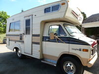 1978 18' Chevrolet Frontier Class C Motorhome for sale