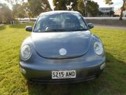 2003 Volkswagen Beetle Grey Automatic Liftback Mile End South West Torrens Area Preview