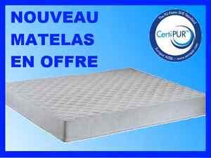 Matelas 160x190 h11 12 cm en mousse de bonne qualit pour for Canape lit bonne qualite