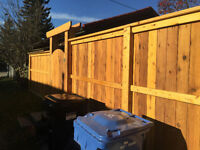 Fence, Deck & Shed Contracter