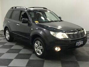 2010 Subaru Forester S3 MY10 XS AWD Premium Grey 4 Speed Sports Automatic Wagon Edgewater Joondalup Area Preview