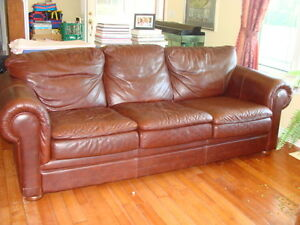 Leather Couch in Great Condition for sale.