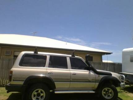 toyota landcruser North Ward Townsville City Preview