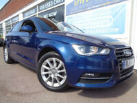 Audi A3 1.6TDI ( 105ps ) 2014 SE P/X (Reduced was £8995.00)