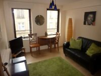 YEAMAN PLACE - Lovely second floor property available in popular Fountainbridge close to amenties