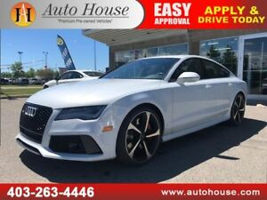 2014 AUDI RS7 NAVIGATION BACKUP CAMERA
