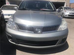 2011 Nissan Versa 1,8 S AUTOMATIQUE SPECIAL