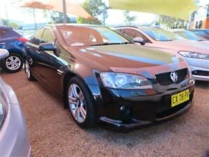 2008 Holden Commodore VE SV6 Black 5 Speed Sports Automatic Sedan Minchinbury Blacktown Area Preview