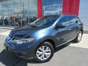 2013 NISSAN MURANO SL AWD LUXURY PKG LEATHER PANA ROOF BOSE CAME