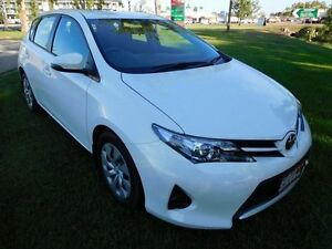 2015 Toyota Corolla ZRE172R Ascent S-CVT White 7 Speed Constant Variable Sedan Hidden Valley Darwin City Preview