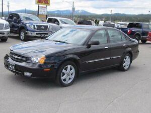 2004 Chevrolet Epica LT 4dr Sedan