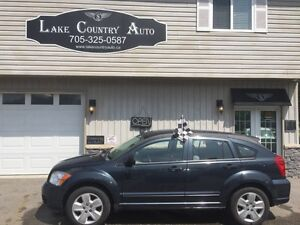 2007 Dodge Caliber SXT-Power Windows, AC, Keyless entry