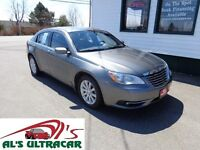 2012 Chrysler 200 Touring(Remote Start!) $59 weekly all in!