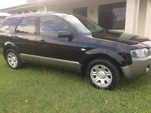 2005 Ford Territory Wagon North Ward Townsville City Preview