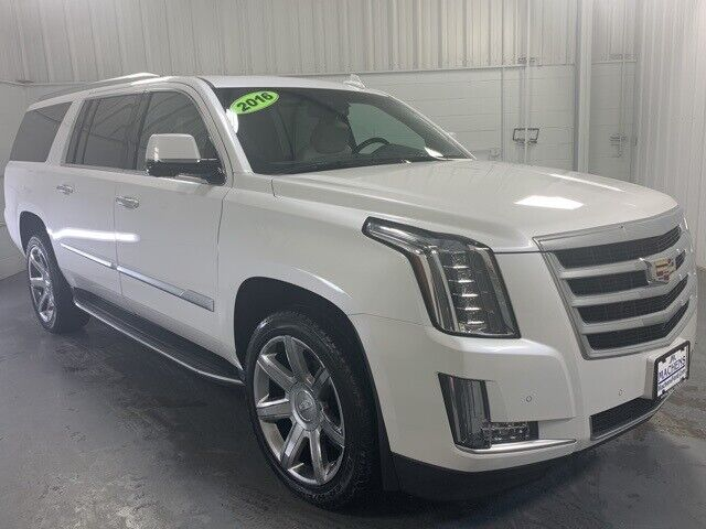 Image 3 Voiture American used Cadillac Escalade 2016
