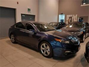 2014 Acura TL SH-AWD-TECH-NAVI-CAM-LOADED-ONLY 91KM