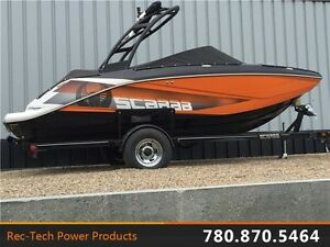 2016 Scarab 195 HO IMPULSE JET BOAT CLEARANCE PRICING