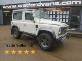 2007 Land Rover Defender County Hard Top Station Wagon 2.4TDCi *Twisted Style* D