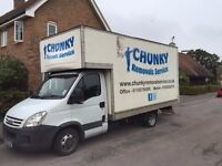 HOUSE REMOVALS / MAN & VAN SERVICE / HOUSE CLEARANCE / CLEANING SERVICE / 24-7