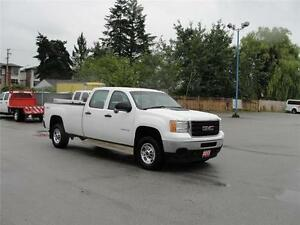 2012 GMC SIERRA 2500HD CREW CAB LONG BOX 4X4
