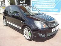Ford Fiesta 1.4 2008 Zetec Full Service History 10 stamps in book P/X Swap