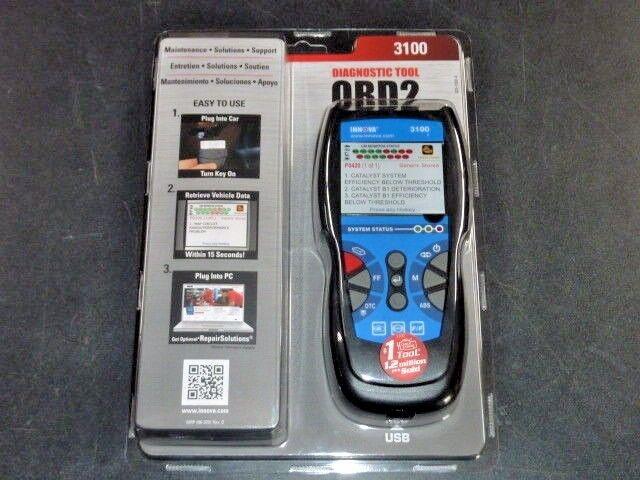 NEW INNOVA 3100i Diagnostic Scan Tool OBD2 Diagnostic 3100 Code Reader Scanner