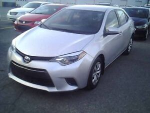 2014 Toyota Corolla LE  ** BAD CREDIT ** ONLY $41 **