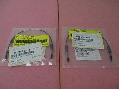 2 AMAT 0150-90348 Fiber Optic Wafer Loader CTRL