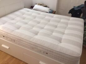 Firm double mattress for sale