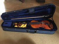 Half-size viola in excellent condition