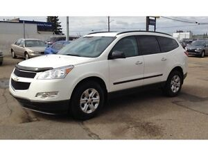 2011 Chevrolet Traverse LS 4D Utility AWD