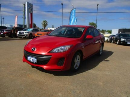 2013 Mazda 3 BM5276 Neo SKYACTIV-MT Red 6 Speed Manual Sedan South Kalgoorlie Kalgoorlie Area Preview