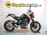 2014 14 KTM DUKE 125