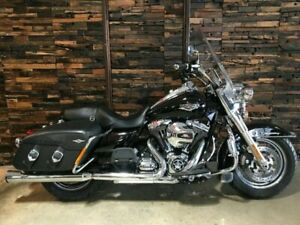 2014 Harley-Davidson FLHRC Road King Classic 1700CC Cruiser 1690cc Newstead Brisbane North East Preview