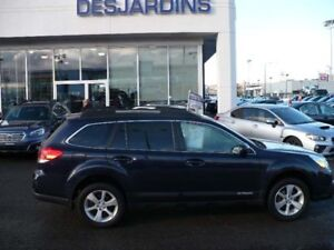 Subaru Outback LIMITED 2014