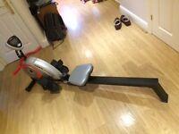 York Fitness Aspire Rowing Machinr