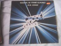 Vinyl LP Kool & The Gang – As One De Lite DSR 3 1988 Stereo