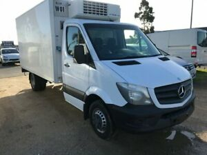 2013 Mercedes-Benz Sprinter 516CDI FREEZER REFRIGERATED 5 Speed Automatic Cab Chassis Carrum Downs Frankston Area Preview