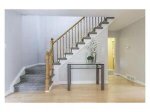 4+1 beds/3.5 baths, finished basement in beechwood area, 2100
