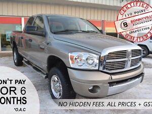 2009 Dodge Ram 2500 LARAMIE, DVD, LEATHER, REMOTE START