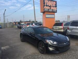 2015 Hyundai Genesis Coupe R-Spec** V6 3.8L*** 6 SPEED***80KMS
