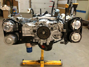REBUILT SUBARU ENGINE