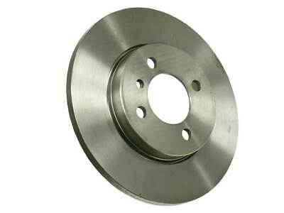 For BMW E30 318i (1984-1985) Front Solid 260 mm Disc Brake Rotor ATE 34116752434 ()