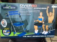 CHAIR GYM The Next Generation In Fitness